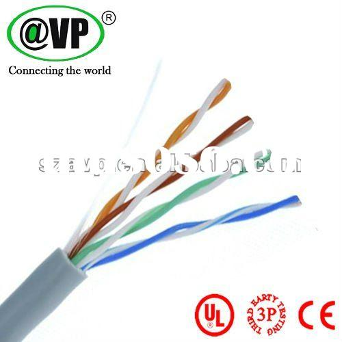 CAT5E UTP 24AWG 4P 0.5MM CCA CABLE