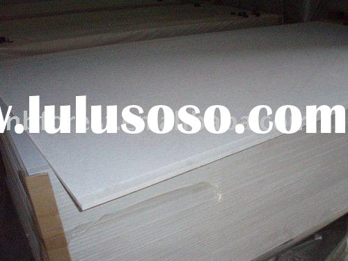 Calcium silicate panel board fiber reinforced heat insulation wall ceiling block barrier acoustic ac