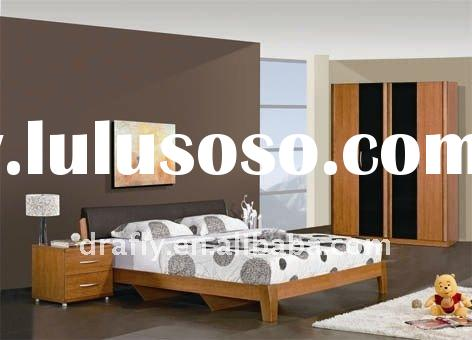China Cheap Bedroom Set Furniture