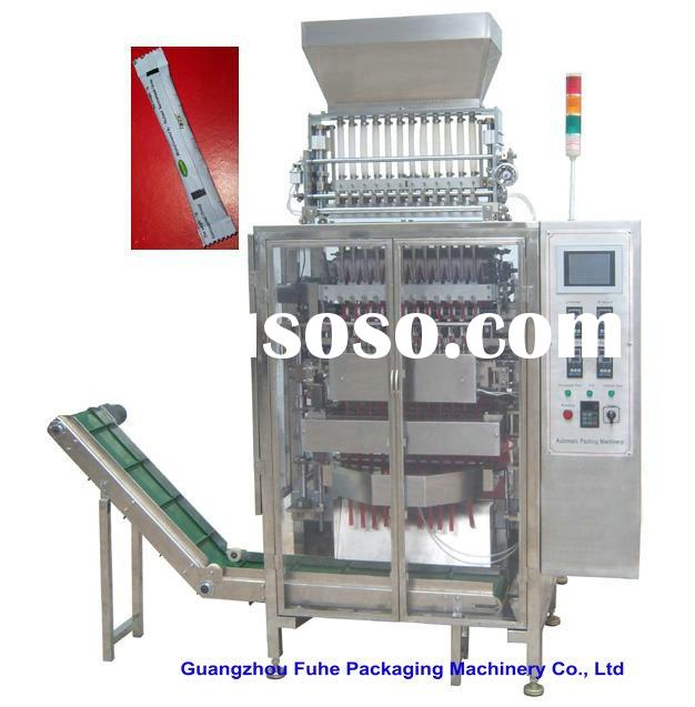 DXD-480KB Multiseriate Back Sealing Grain and Powder Packing Machine