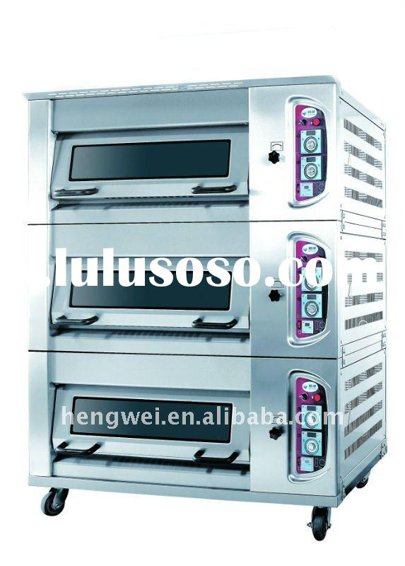 Deck Electric Bakery Oven(Push up/Pull down door)