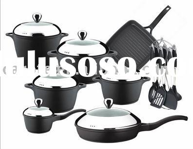 Die-casting Non-stick cookware sets