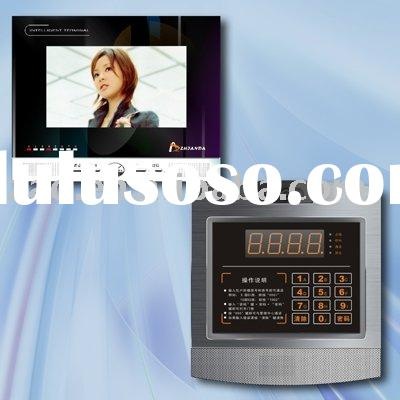 Door Entry System for villa/ highrise building/ school/ office, indoor extension phone