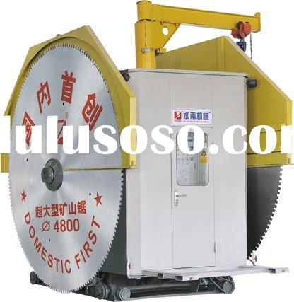 Double (single )Blade Stone Cutter,Mining Machine,stone machinery,marble cutter