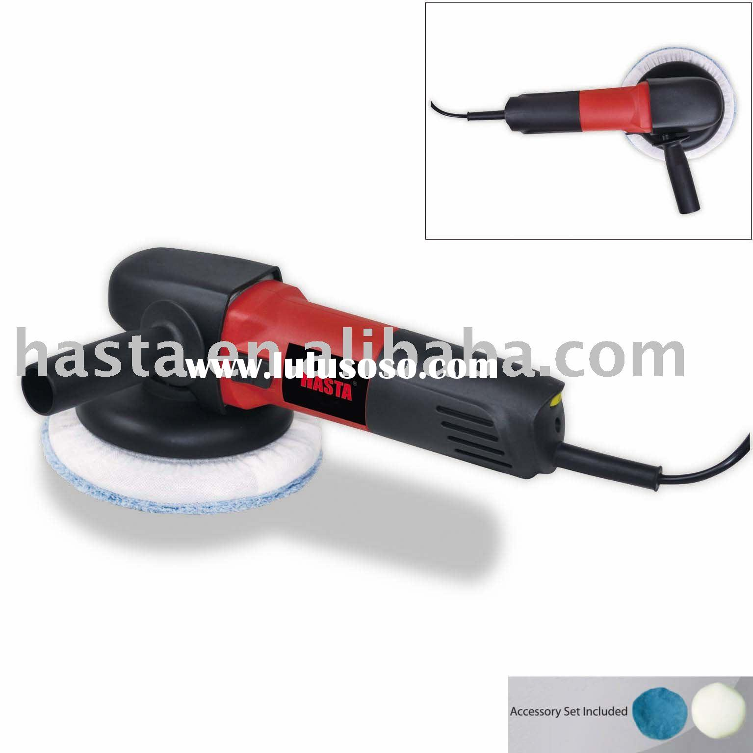 Dual Action Car Polisher