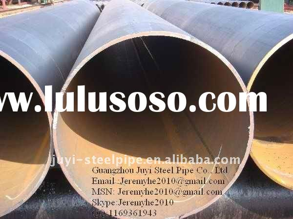 EN 10217 S355 DN 600mm MS Carbon Welded Steel Pipes