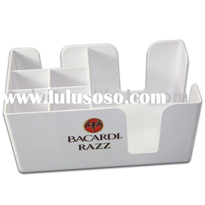 Eco-friendly ABS Plastic Napkin Holder