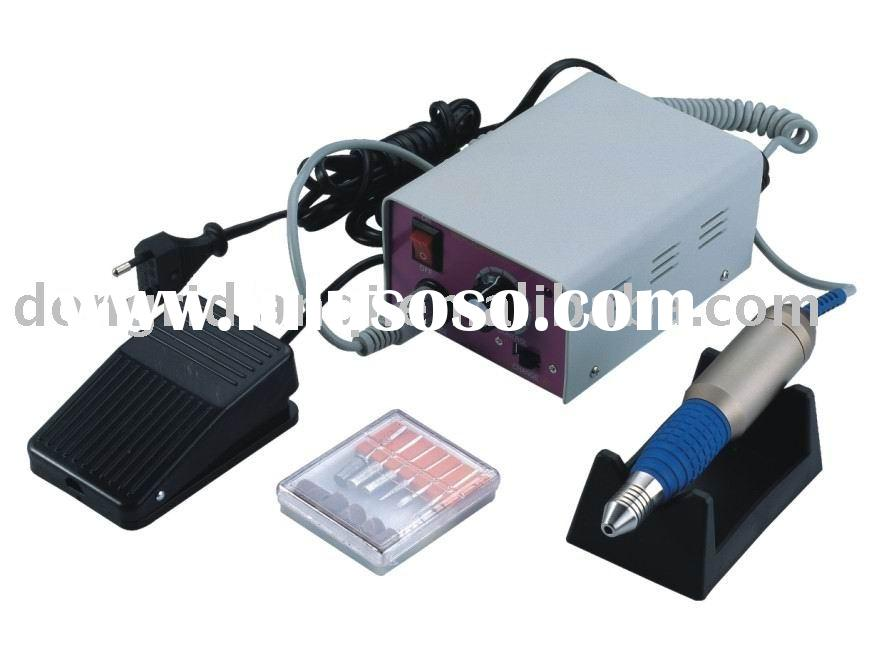Electric nail file --- nail beauty machine