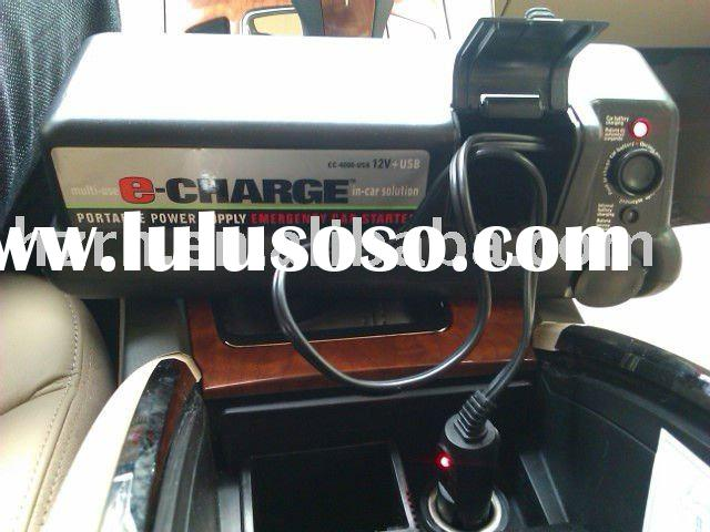Emergency Car Jump Start & Charger with USB