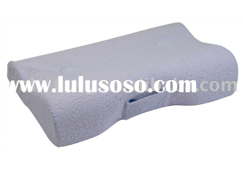 Ergonomic Memory Foam Pillow (for Aromatic / Hot & Cold Gel Pack)