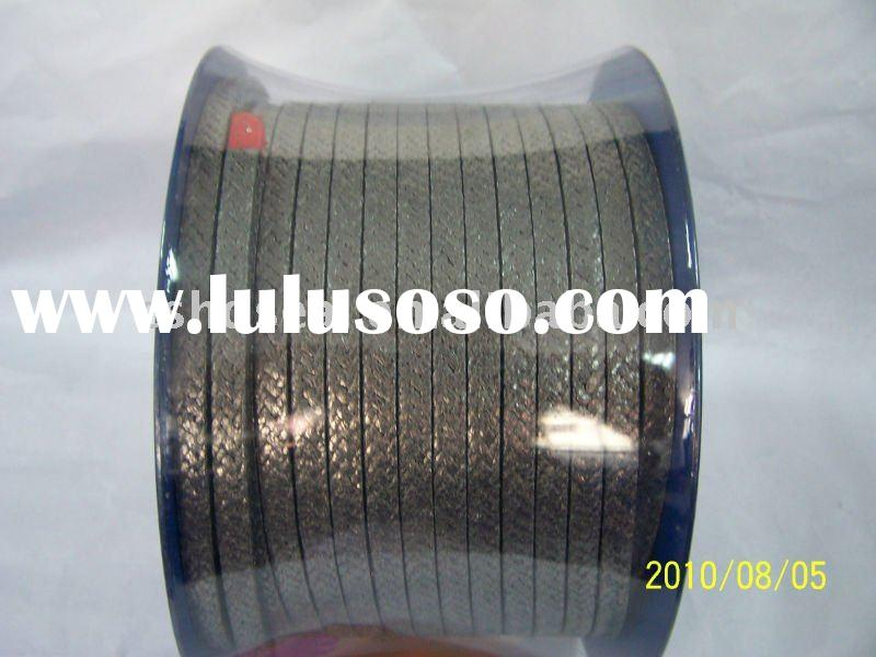 Expanded Graphite Packing Reinforced with Inconel wire