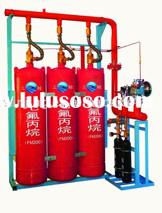 FM200 gas system, Fire Extinguishing Equipment, fire fighting equipment