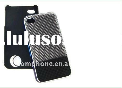 Fashion LED flash Silicone Mobile Phone Cases for iphone4-1
