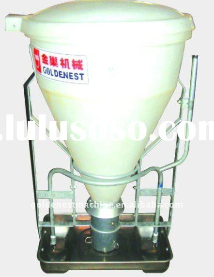 Finishing pig feeder/plastic dry wet feeder