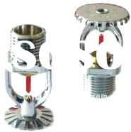 Fire Extinguisher Parts / Pendent Fire Sprinkler