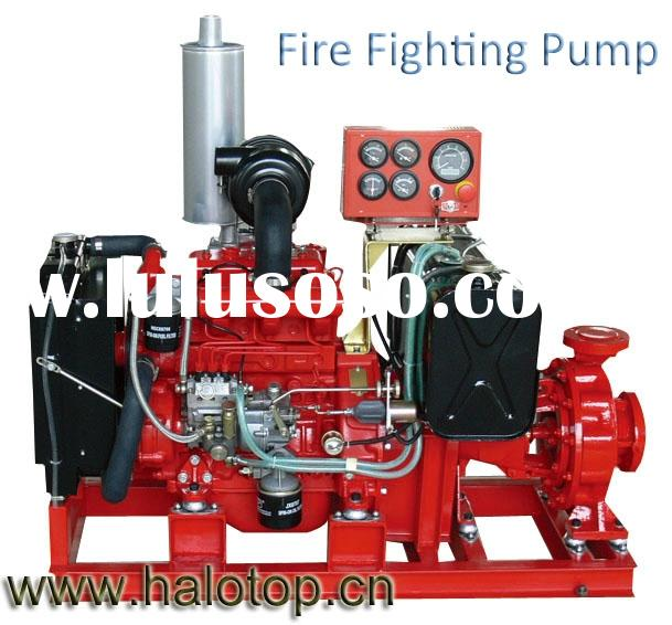 Fire Fighting Equipment/ Fire Fighting /Diesel Fire fighting pump set