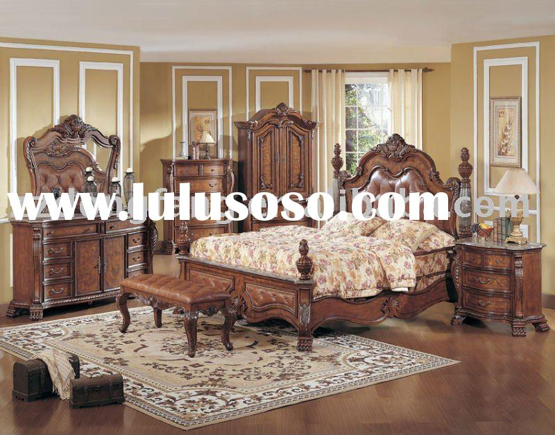 first class perfect hand carved sleigh bed bedroom furniture - Hand Carved Bedroom Furniture