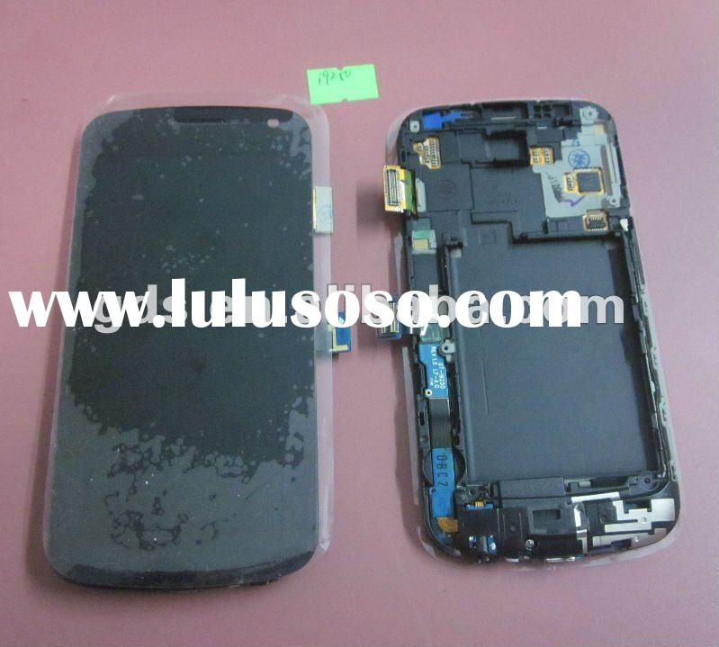 For samsung Galaxy nexus i9250 lcd touch screen with frame front cover
