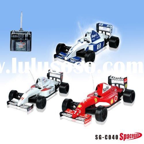 Formula One Sports Racing RC Car Electric Radio Remote Control Lightning F1 Racer