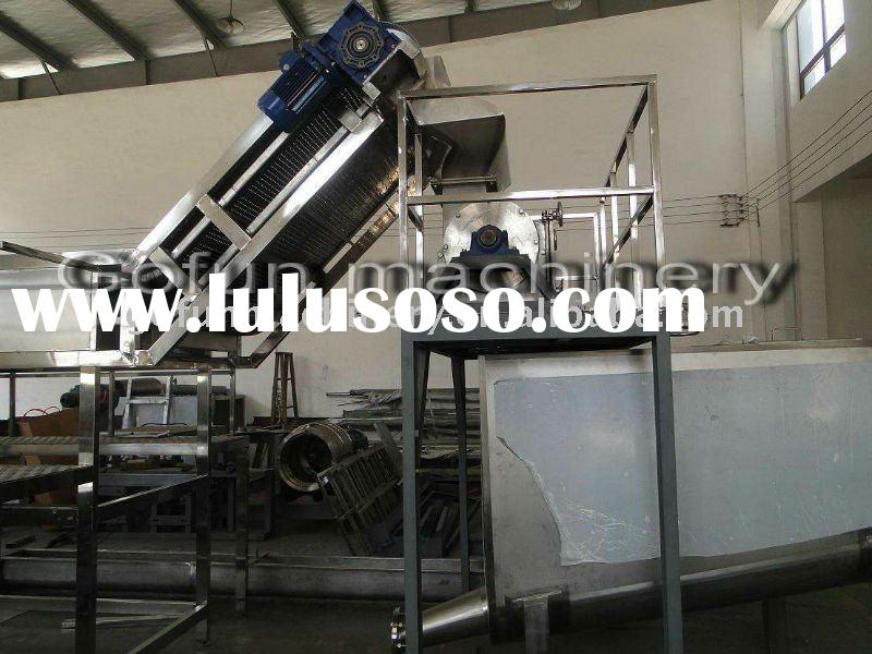 Fruit crushing machines( fruit processing equipments)