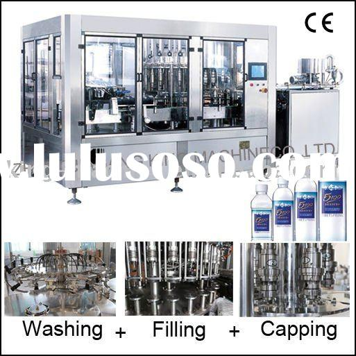 Full automatic Fruit juice/Tea/Beverage /Water Filling Machine
