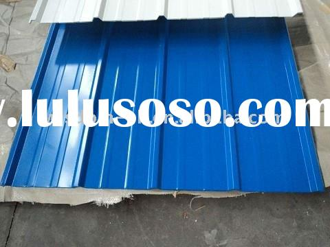 GI corrugated roof sheet/galvalume steel roof sheet/colored tile roof sheet/prepainted steel roof sh