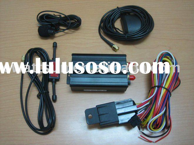 GPS GPRS GSM Vehicle Tracking System