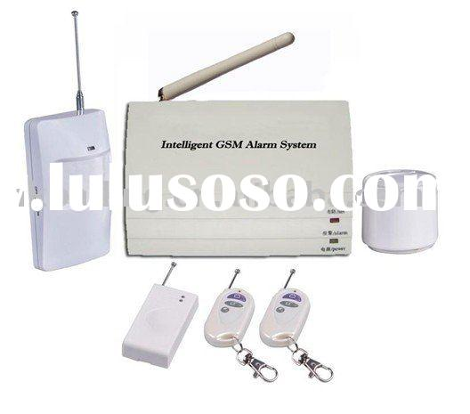 GSM Home Alarm System with competitive price