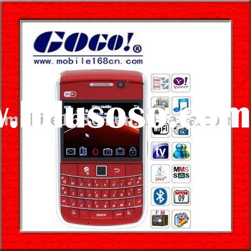 GSM chinese mobile phone Dual sim card Dual camera