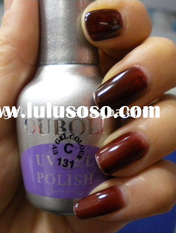 Gelish ,Nail polish uv gel .soak off gel polish ,QQ gel.
