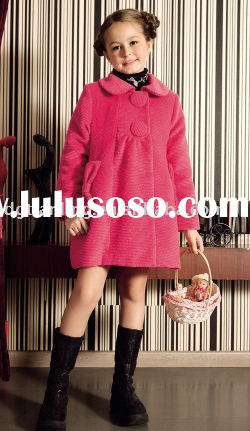 Girl coat /children clothes for Winter