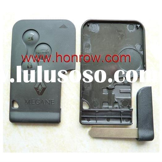 Good quality for locksmith tools Renault Megane 3 Button Remote Key Shell&Blank with free shippi
