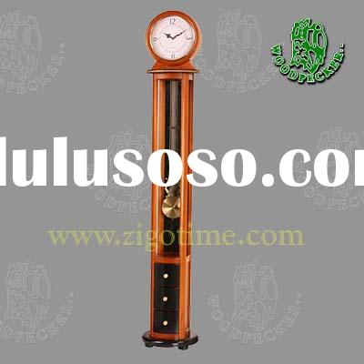 Grandfather clock(wood clock, quartz clock, floor clock, antique clock,decoration clock)