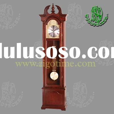 Grandfather clock (wooden clock, quartz clock, floor clock, table clock)