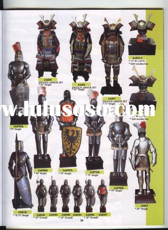 Greek muscle armour/armor/roman legion armour/chain mail set/chain mail shirt/chain coif/handi craft