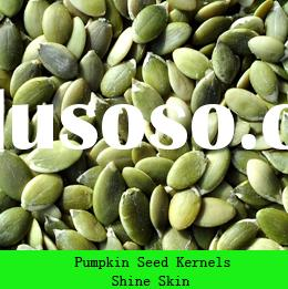 Green Pumpkin seeds kernels grow without shell/pumpkin kernels