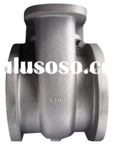 Grey Iron Casting Gate Valve Body