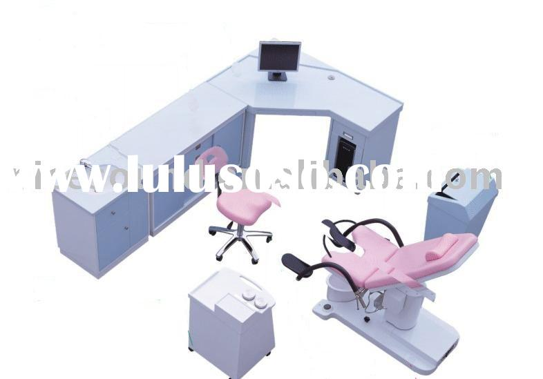 Gynecology & obsterics examination work space Gynecology Chair