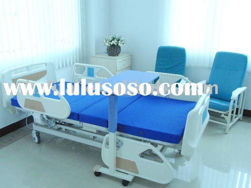 HD-4D3D five function Smart hospital bed