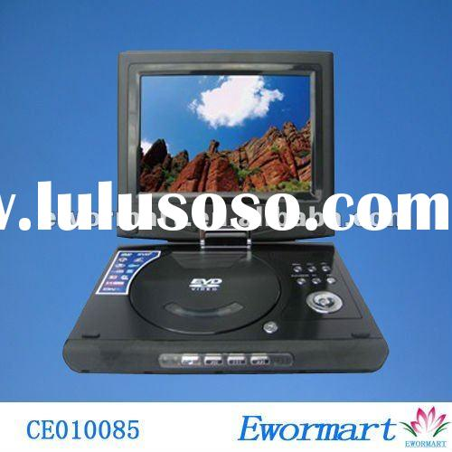 HOT SALE 9 inch portable DVD players for kids