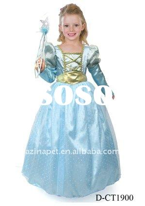 Halloween dress/party dress/fancy dress Queen costume