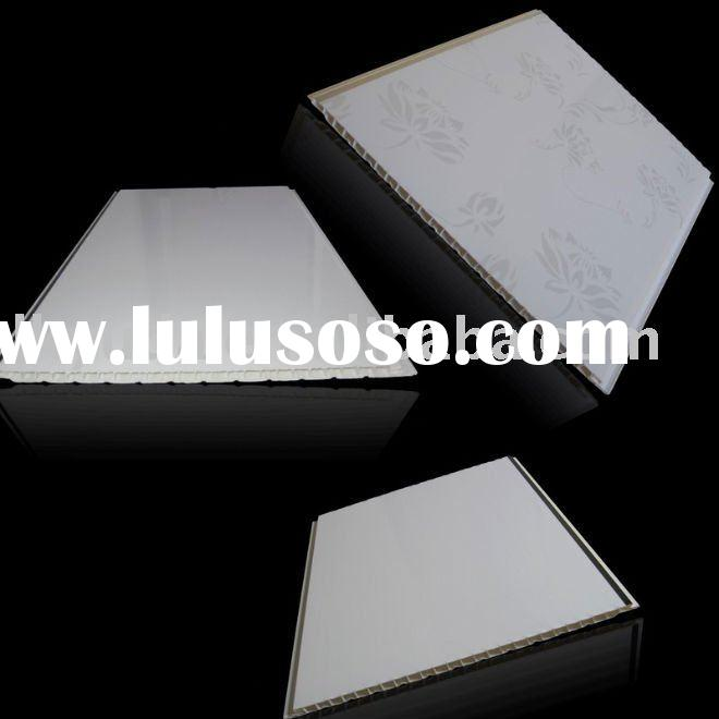 Heat Resistant Pvc Panel For Wall And Ceiling