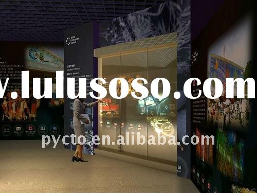 Holographic display for shopping mall advertising large size available !!!