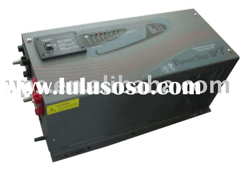 Home solar inverter with charger inside 1000W-6000W