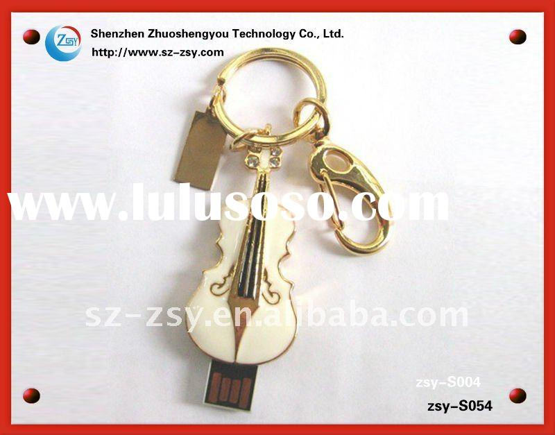 Hot Selling & New Design Jewelry USB Flash Memory,pen drive usb,pen stick usb,keychain usb in th