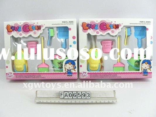 House Cleaning Toy, Cleaning Tool Play Set