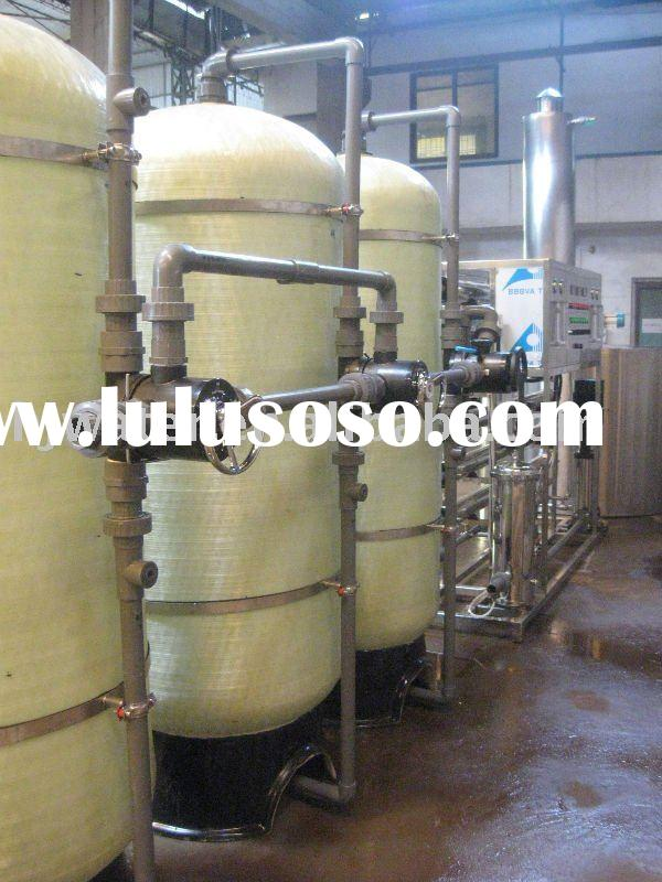 Industrial equipment - water softener