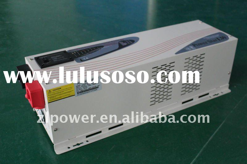 Inverter-DC to AC Inverter-Pure Sine Wave Solar Inverter with charger 24V/48V 4000W-6000W