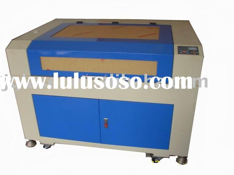 Jinqiang laser engraving machine to keyboard of computer
