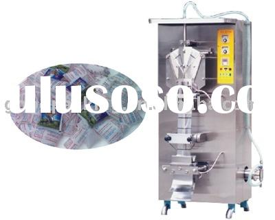Juice Packing and Filling Machine